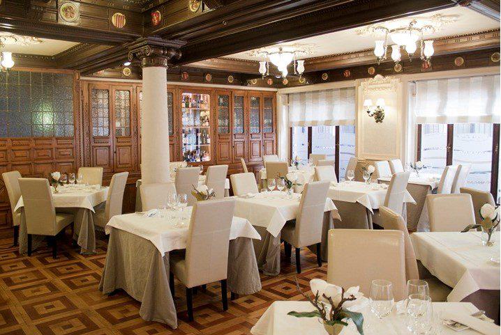 El restaurante con la licencia m s antigua de espa a est en zaragoza - Restaurante 7 puertas barcelona ...