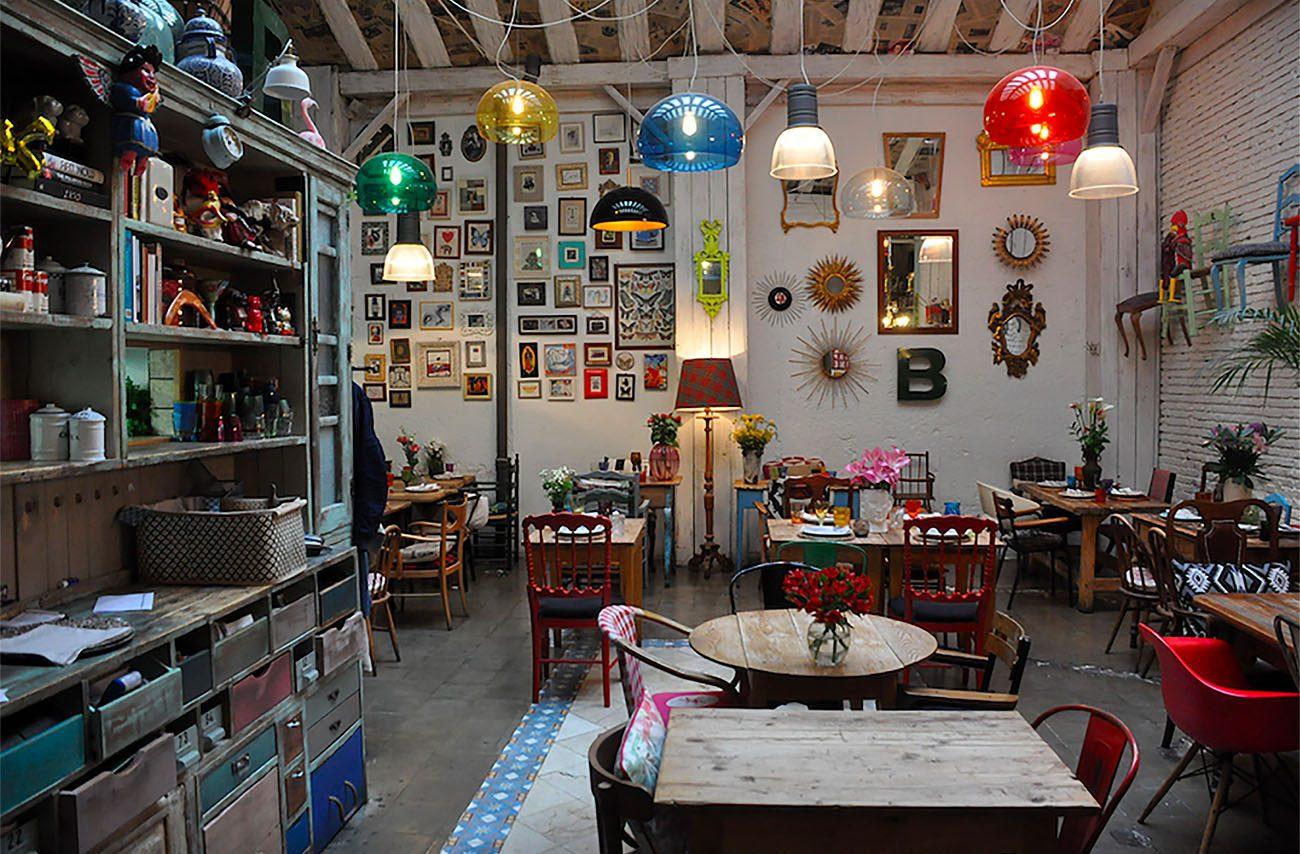cafeterias con encanto en zaragoza