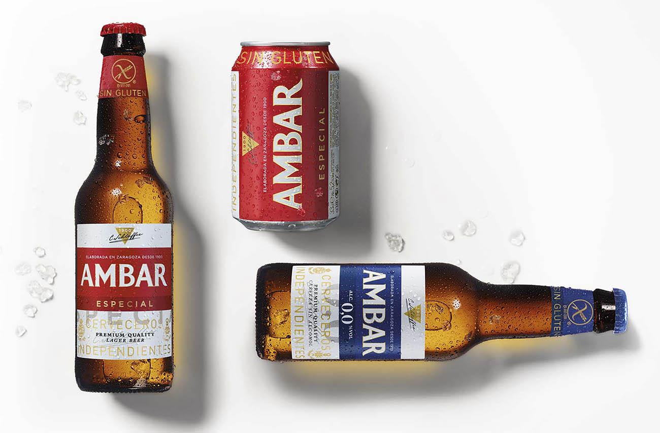 premios cervezas Ambar