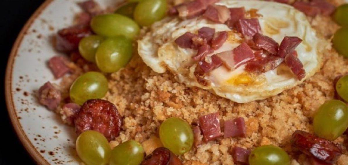 sitios donde comer migas en Zaragoza